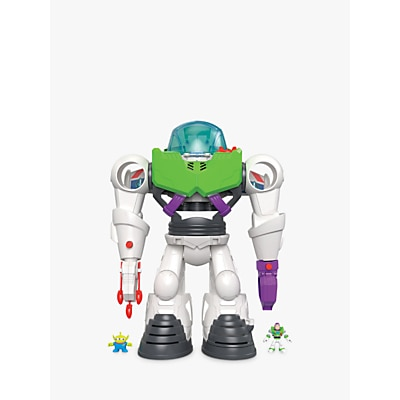 Picture of Disney Pixar Toy Story 4 Imaginext Buzz Lightyear Robot