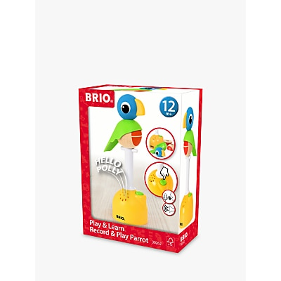 Picture of BRIO Record & Play Parrot