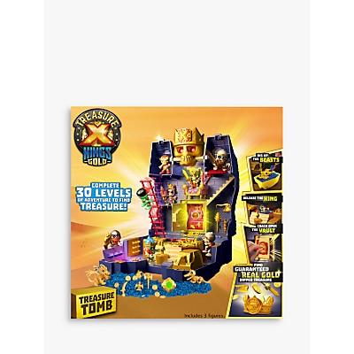 Picture of Treasure X Kings Gold Tomb Playset