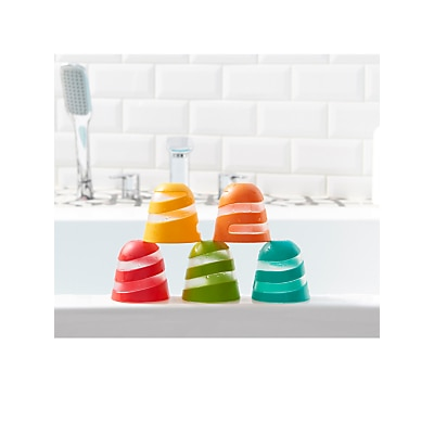 Picture of Tiny Love Spiral Cups Bath Toy