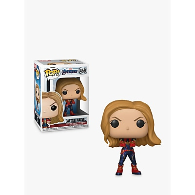 Picture of POP! Vinyl Marvel Avengers Endgame Captain Marvel