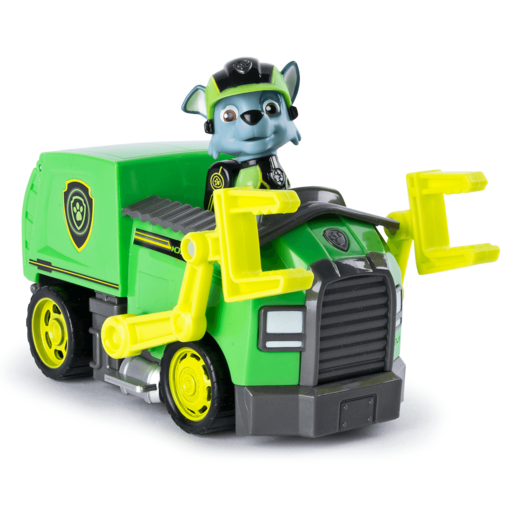 Picture of Paw Patrol Mission Paw - Rocky's Mission Recycling Truck