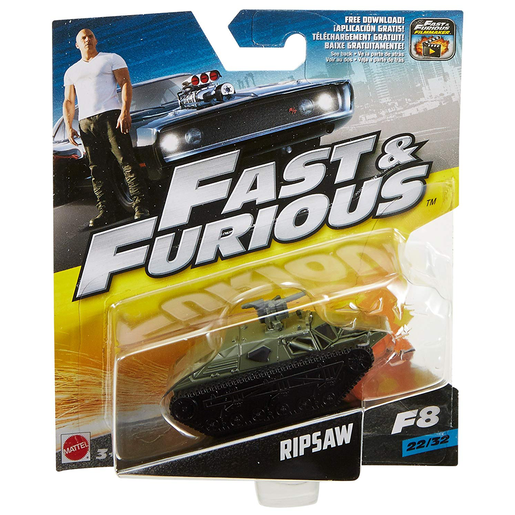 Picture of Fast and Furious Vehicle - Ripsaw