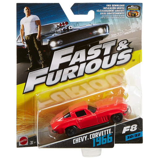Picture of Fast and Furious Vehicle - Chevy Corvette