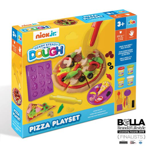 Picture of Nick Jr. Ready Steady Dough Pizza Playset