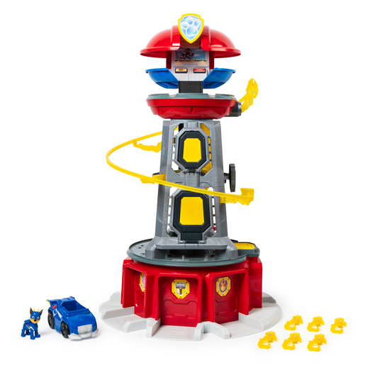 Picture of Paw Patrol Mighty Pups Mighty Lookout Tower