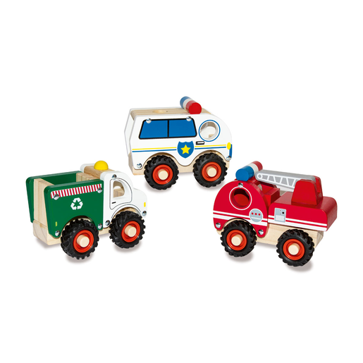 Picture of Woodlets Chunky Vehicles (One Supplied)