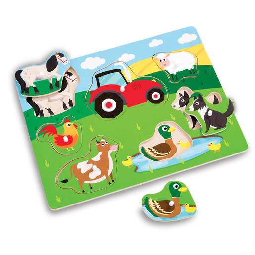 Picture of Woodlets Farm Puzzle