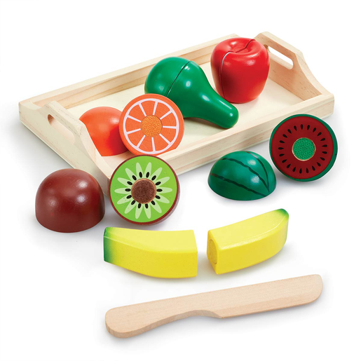 Picture of Woodlets Slicing Food Playset Fruit