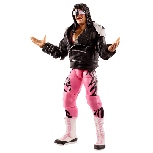 Picture of WWE Ultimate Edition Bret Hitman Hart Action Figure