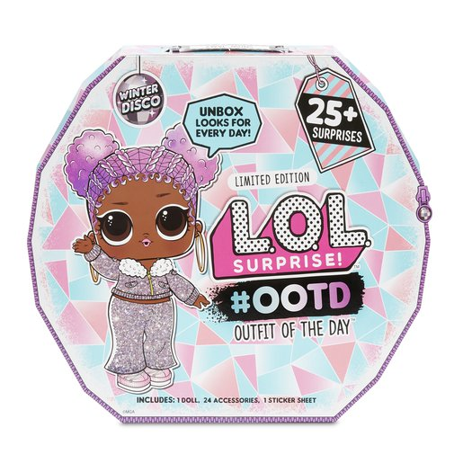 Picture of L.O.L. Surprise! Winter Disco Series Outfit of the Day