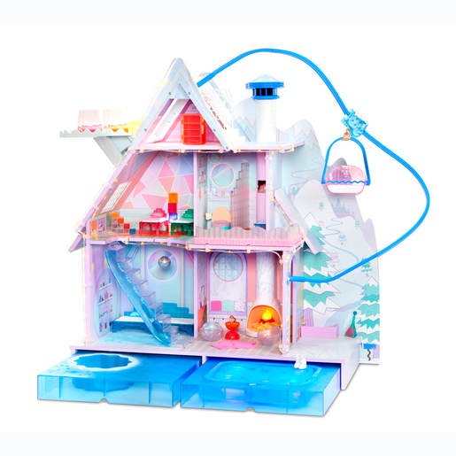 Picture of L.O.L. Surprise! Winter Disco Chalet Doll House