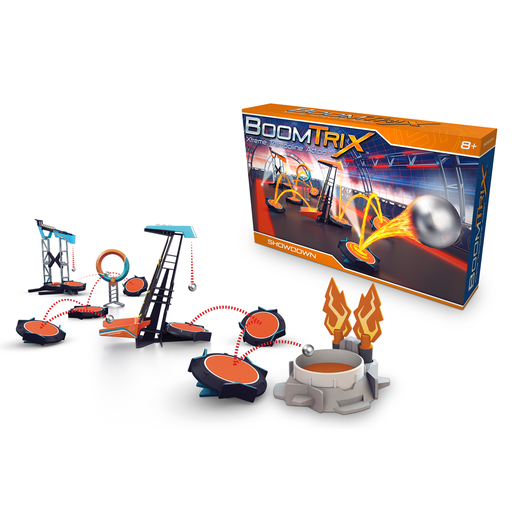 Picture of BoomTrix Xtreme Trampoline Action Showdown Pack