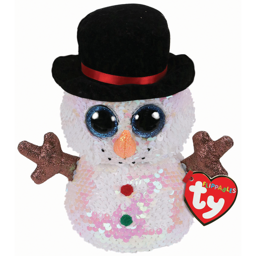 Picture of Ty Flippables 15cm Soft Toy - Melty