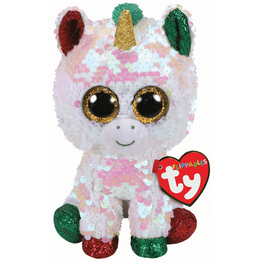 Picture of Ty Flippables 15cm Soft Toy - Stardust
