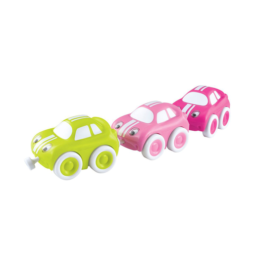 Picture of Whizz World Trio Cars - Pink