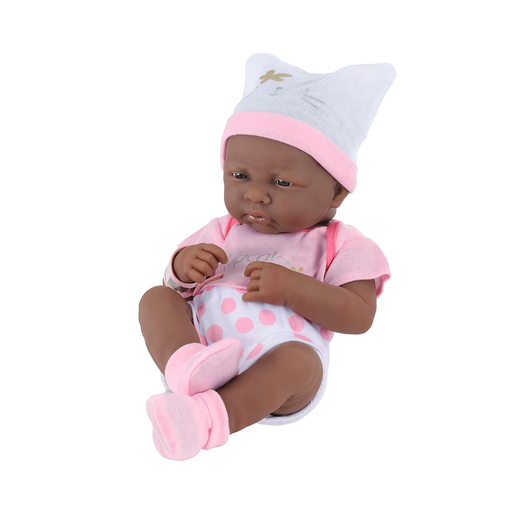 Picture of Cupcake Newborn Ethnic Baby Doll