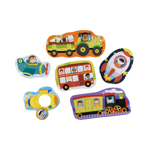 Picture of Early Learning Centre Vehicle Puzzle