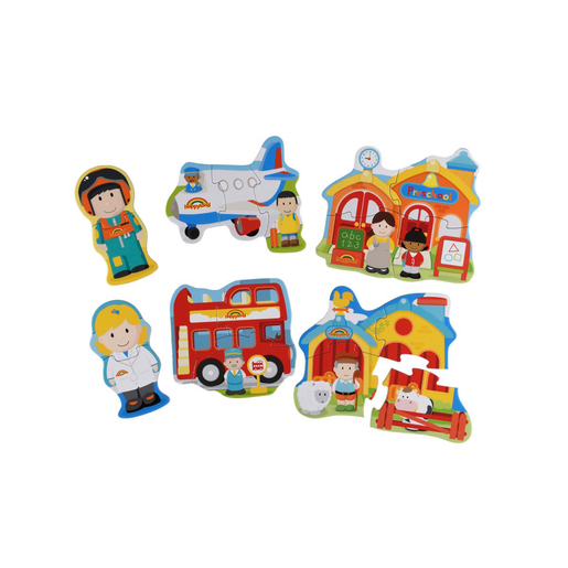 Picture of Happyland Puzzle