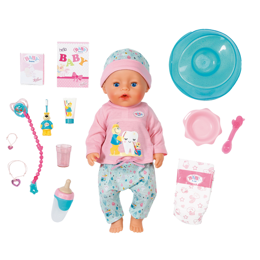 Picture of BABY Born Bath Soft Touch 43cm Doll