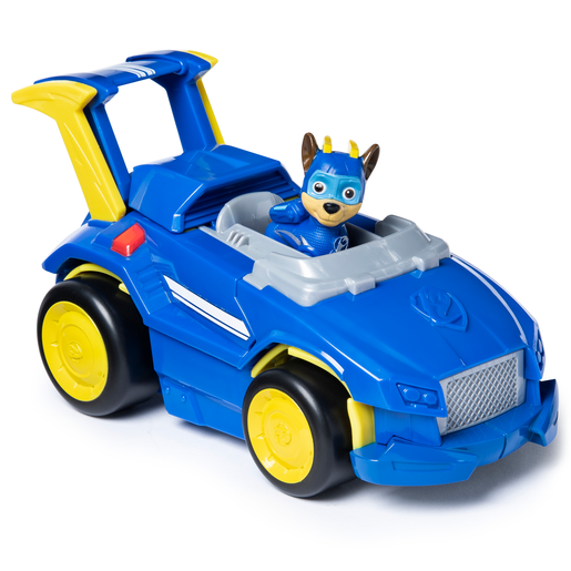 Picture of Paw Patrol Mighty Pups Super Paws Chase's Powered Up Cruiser