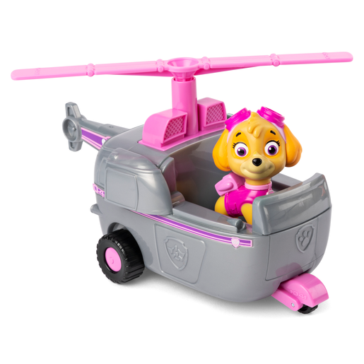 Picture of Paw Patrol Figure and Vehicle - Skye's Helicopter
