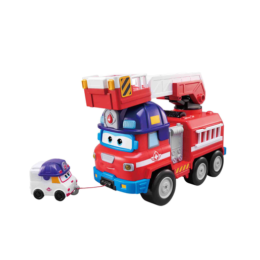Picture of Super Wings Rescue Riders