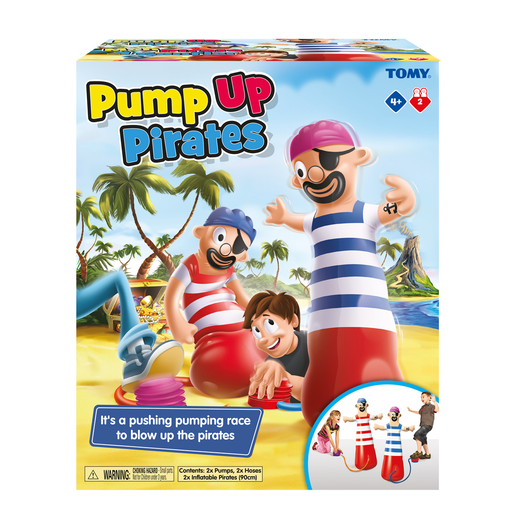 Picture of Pump Up Pirates