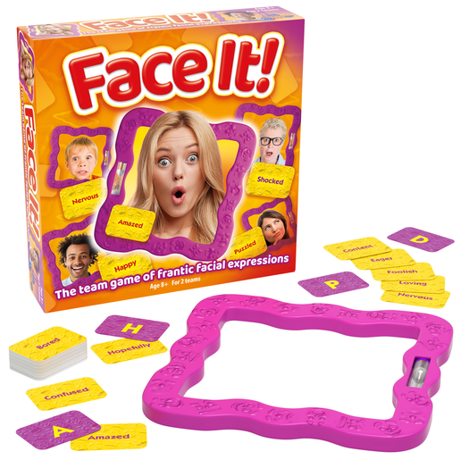 Picture of Face It Game