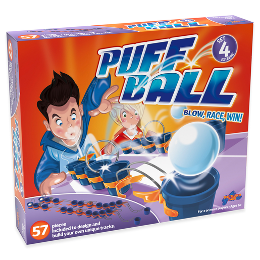 Picture of Puff Ball Set 4 Game
