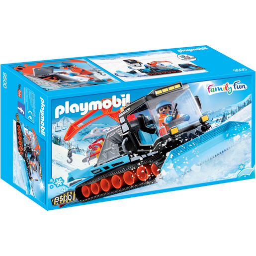 Picture of Playmobil 9500 Family Fun Snow Plough