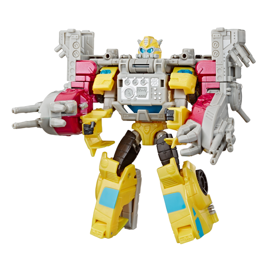 Picture of Transformers Cyberverse Power Of The Spark - Bumblebee and Ocean Storm