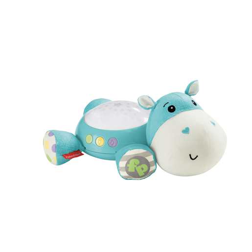 Picture of Fisher Price Cuddle Projection Soother Hippo