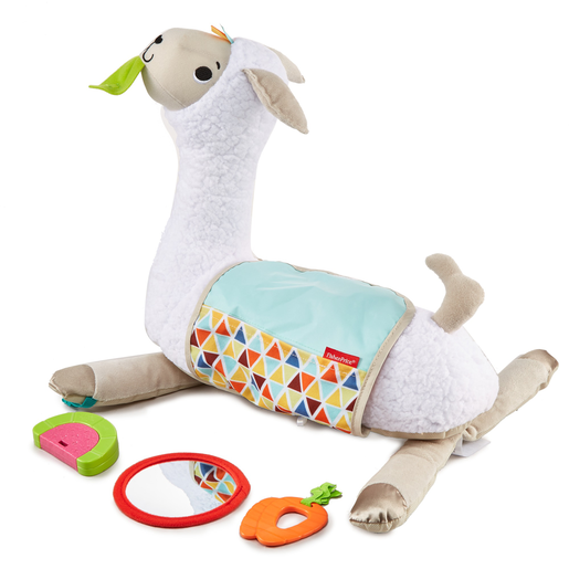 Picture of Fisher-Price Grow-with-Me Tummy Time Llama