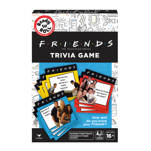 Picture of Friends Trivia Game