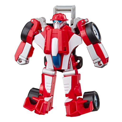 Picture of Transformers Rescue Bots Academy Figure - Heatwave The Fire-Bot