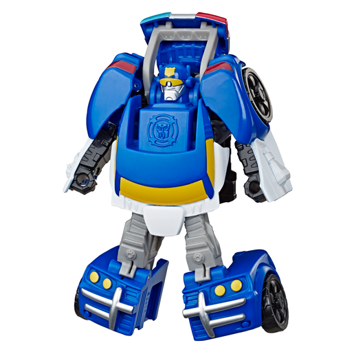 Picture of Transformers Rescue Bots Academy Figure - Chase The Police-Bot