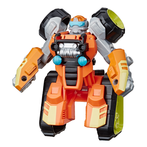Picture of Transformers Rescue Bots Academy Figure - Brushfire