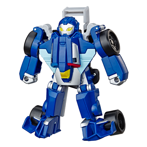 Picture of Transformers Rescue Bots Academy Figure - Whirl The Flight-Bot