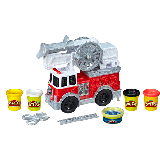 Picture of Play-Doh Wheels - Firetruck