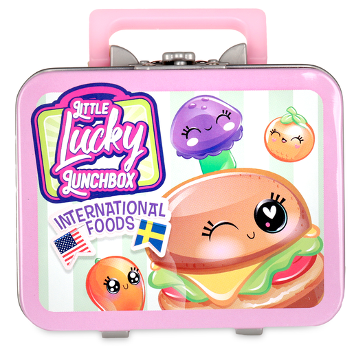 Picture of Little Lucky Lunchbox International Foods Surprise (Styles Vary)