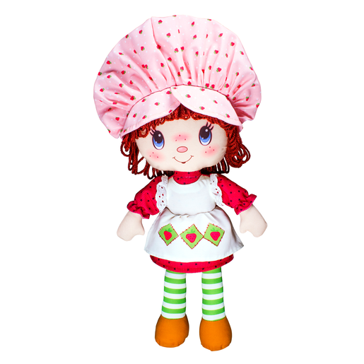 Picture of Strawberry Shortcake 40th Anniversary Soft Doll