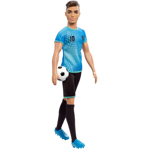 Picture of Barbie Ken Career Doll - Soccer Player
