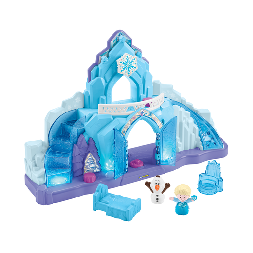 Picture of Fisher Price Little People Disney Frozen Elsa's Ice Palace