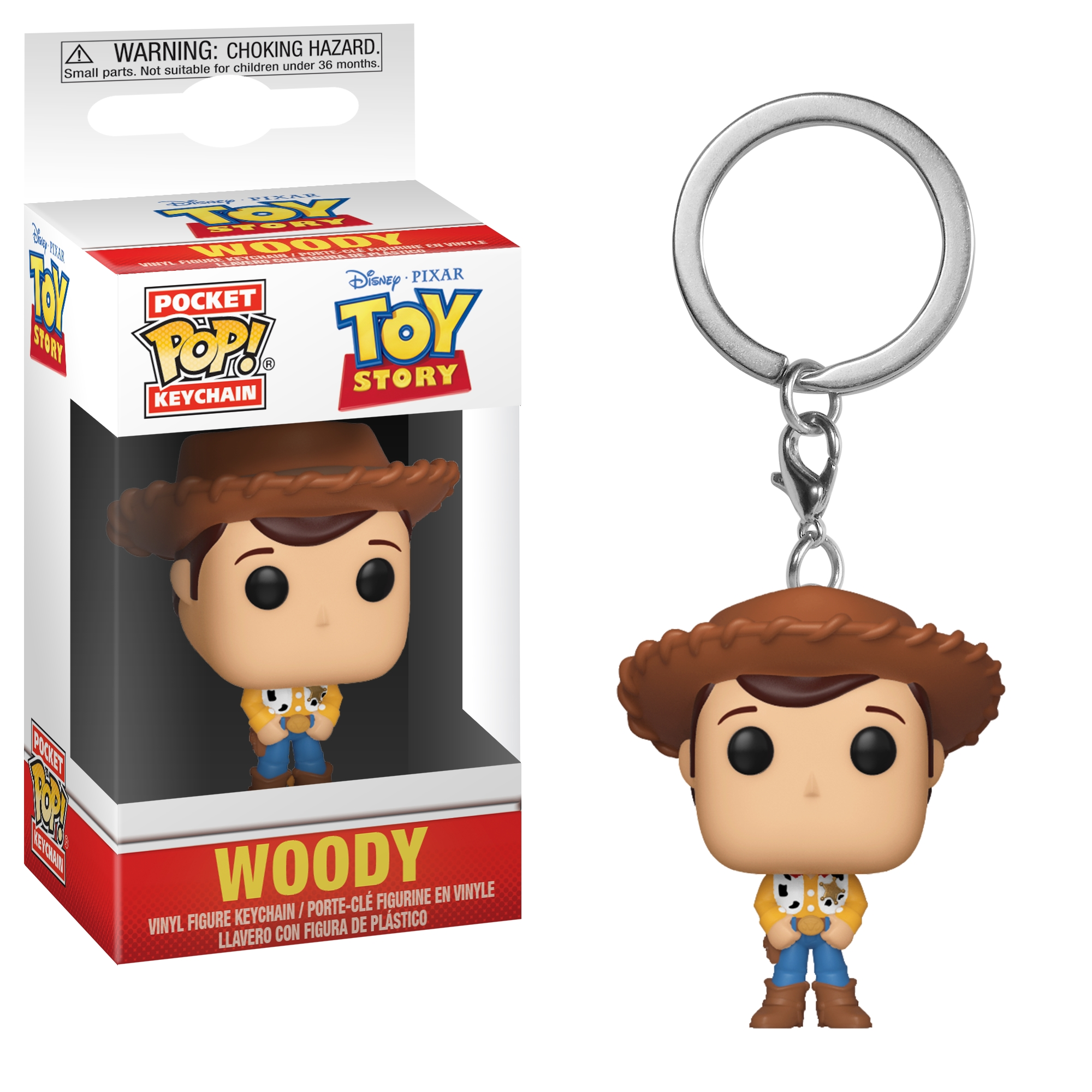 Picture of POP Keychain: Toy Story - Woody
