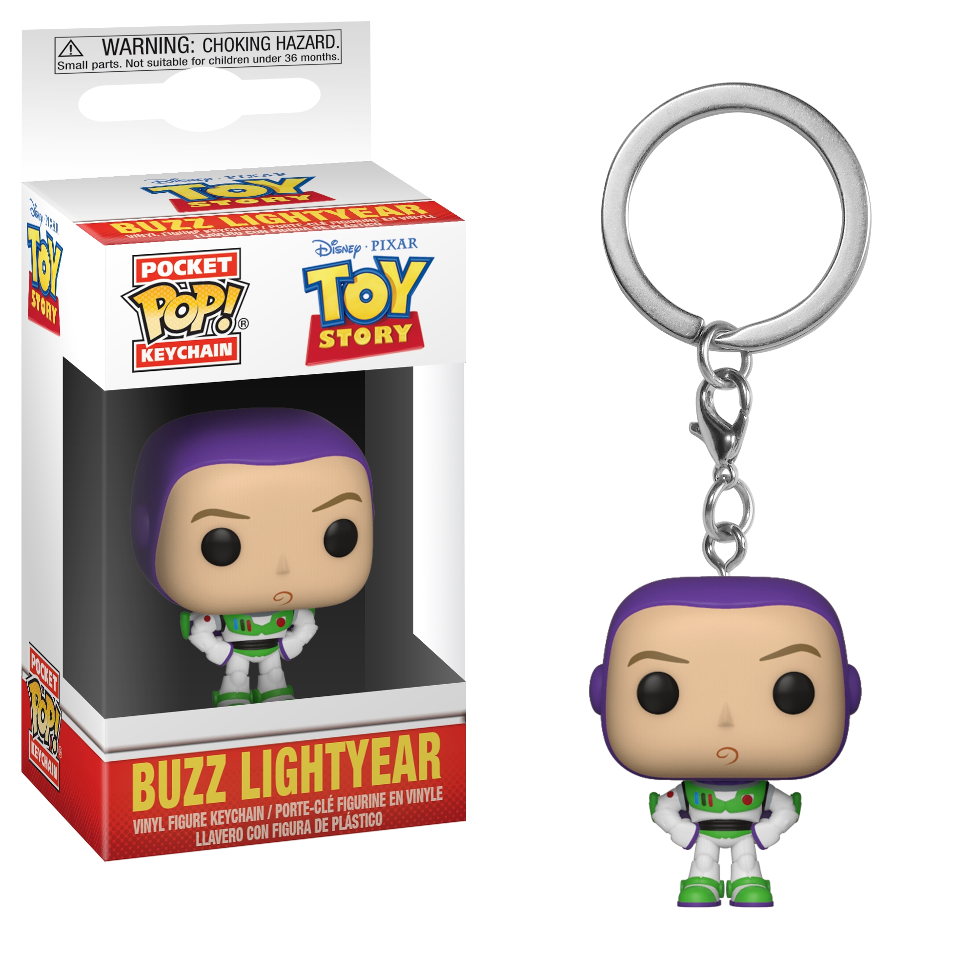 Picture of POP Keychain: Toy Story - Buzz