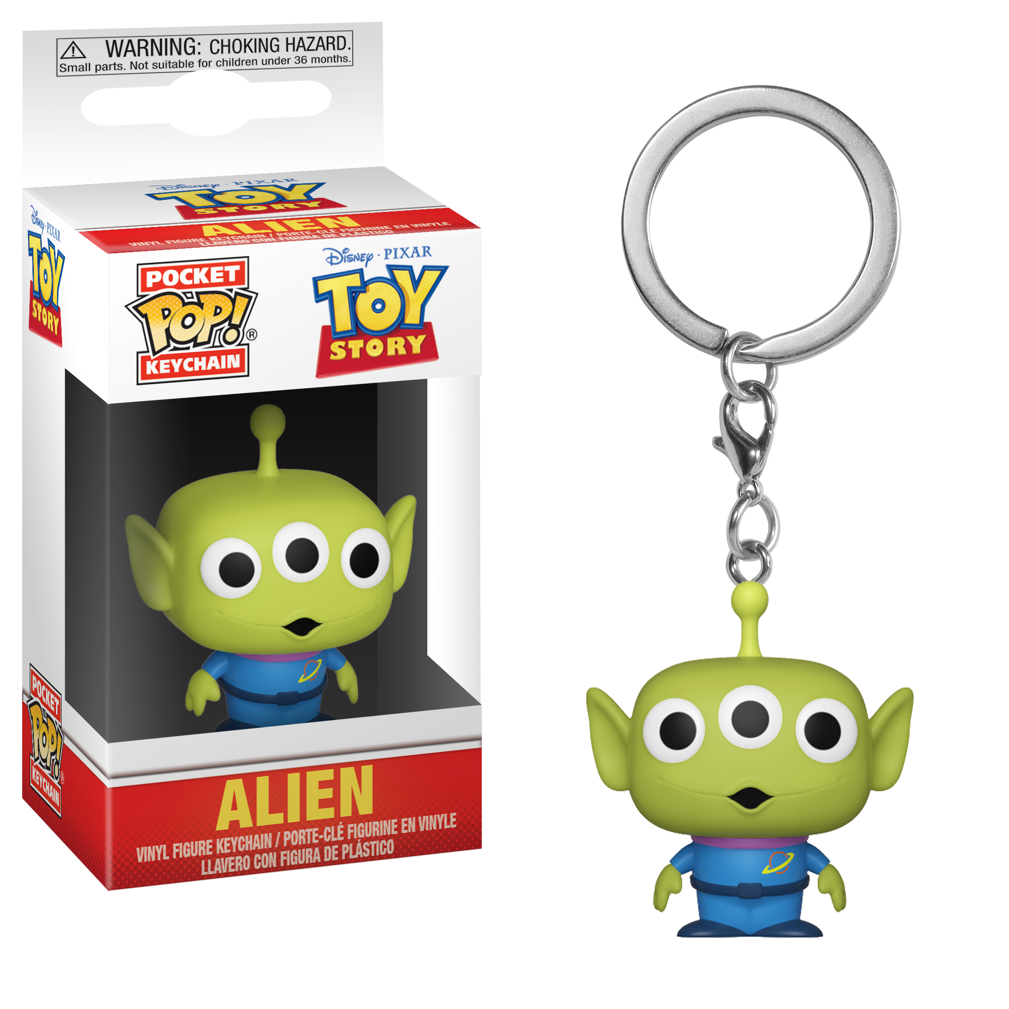 Picture of POP Keychain: Toy Story - Alien