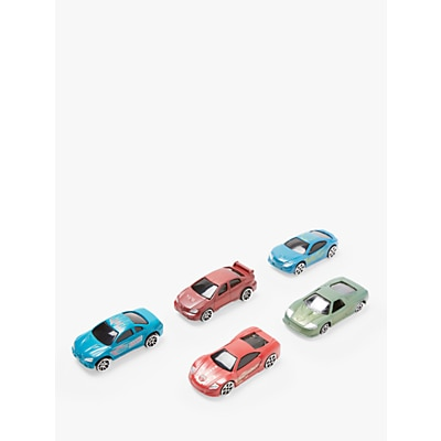 Picture of John Lewis & Partners 5 Colour Changing Cars