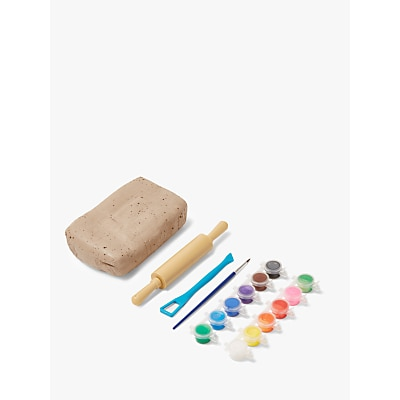 Picture of John Lewis & Partners Make and Paint Pottery Set
