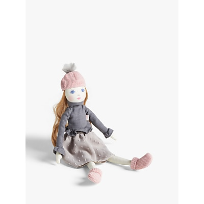 Picture of John Lewis & Partners Boutique Blonde Rag Doll